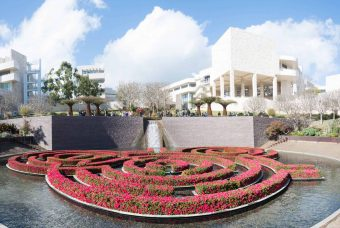 NBC's 'The Good Place' makes the Getty Center its own heaven