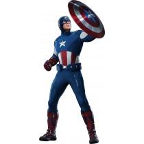 sticker captain america avengers sticker captain america avengers