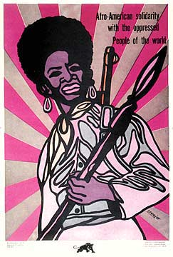 from emory douglas's 'the black panther'