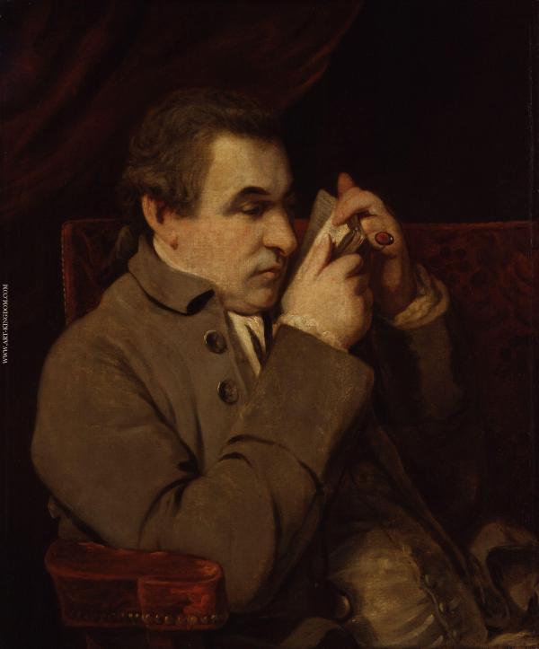 Joshua Reynolds - Oil Paintings Reproduction And Original Art