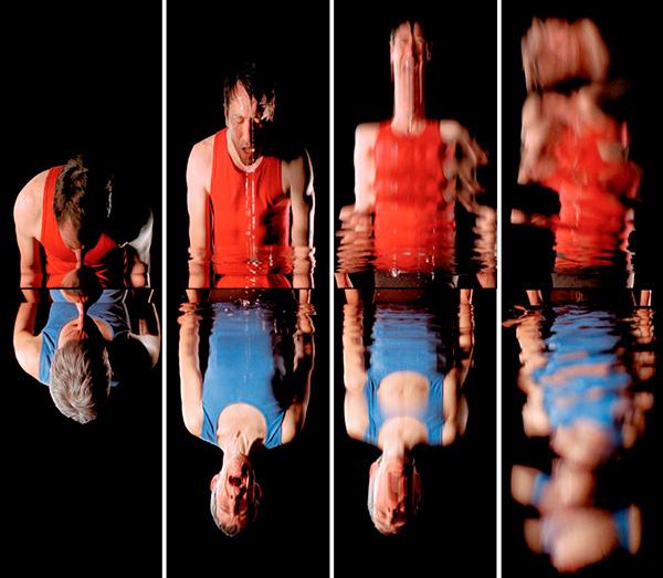BIll Viola video art floods the Guggenheim   Feria Art Madrid'20