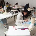 立体構成の授業