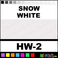 Snow White Hair Color Body Face Paints - HW-2 - Snow White ...