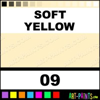Soft Yellow Colour Powder Body Face Paints - 09 - Soft ...