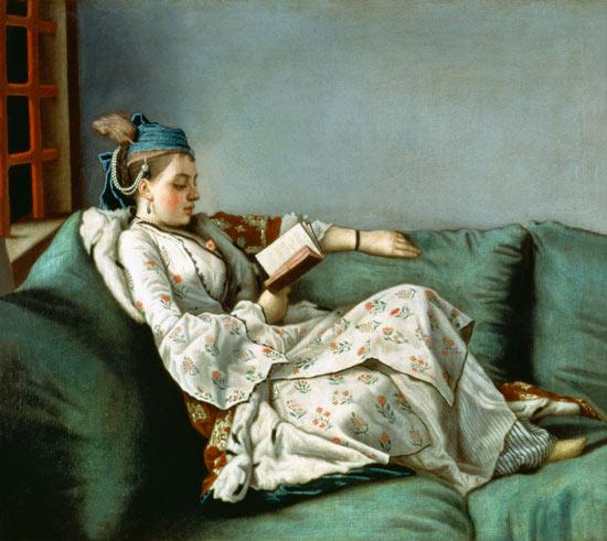 Jean-Étienne Liotard - Marie-Adelaide de France