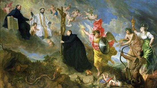 The Vows of Saint Aloysius