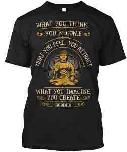 Bouddha Tshirt
