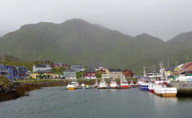 Spitzbergen Via Norway Portfive Page
