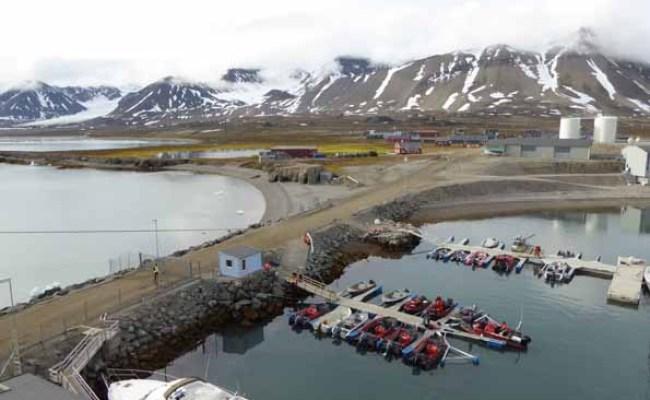 Spitzbergen Via Norway Ny ålesund Page