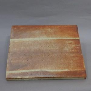 荒川豊蔵 志野陶板