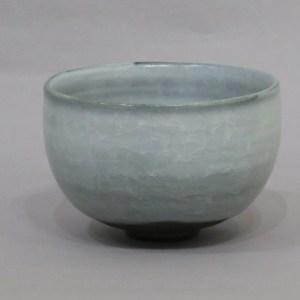 藤平伸 白萩釉茶碗