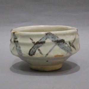 加藤唐九郎 志野茶碗
