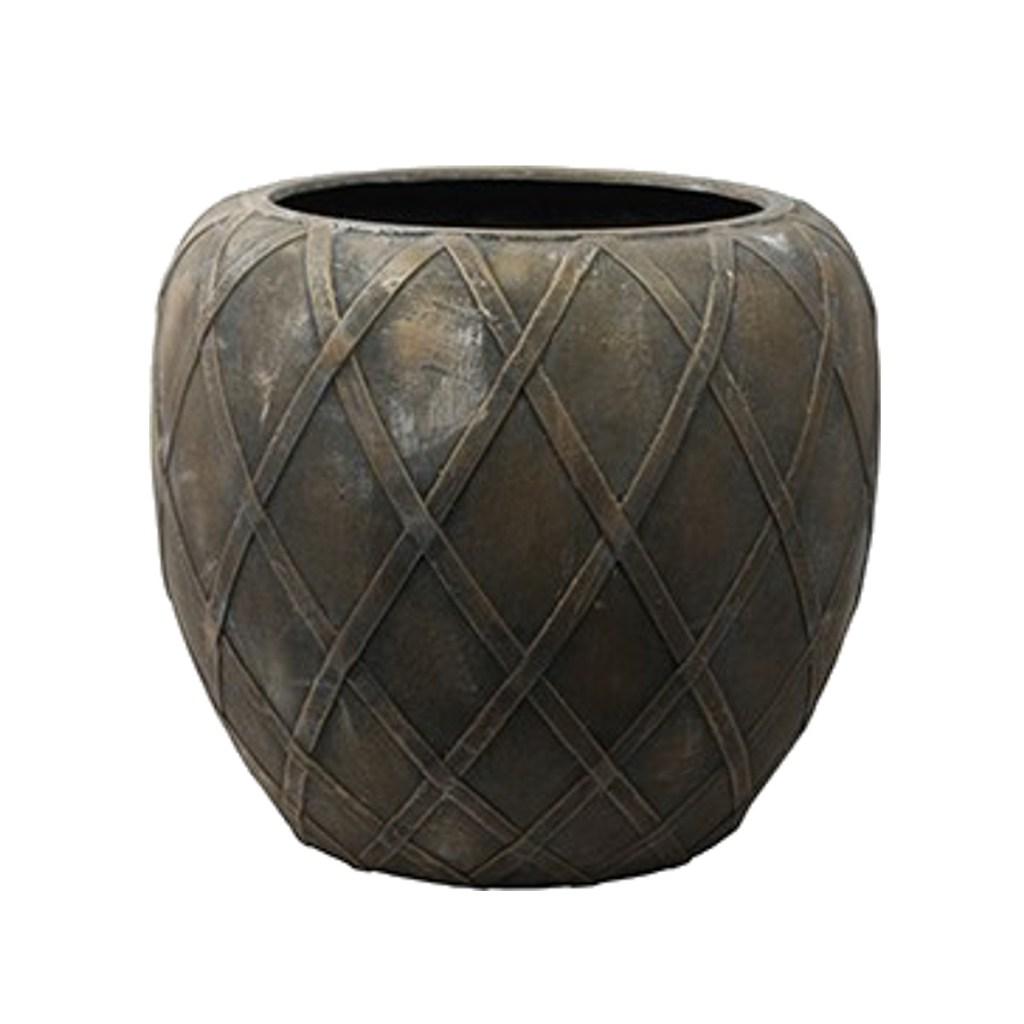 """Vente Pot """"Wire"""" en matériaux composite."""