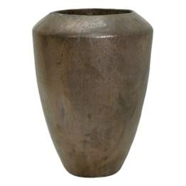 Pot en céramique sepia coppa