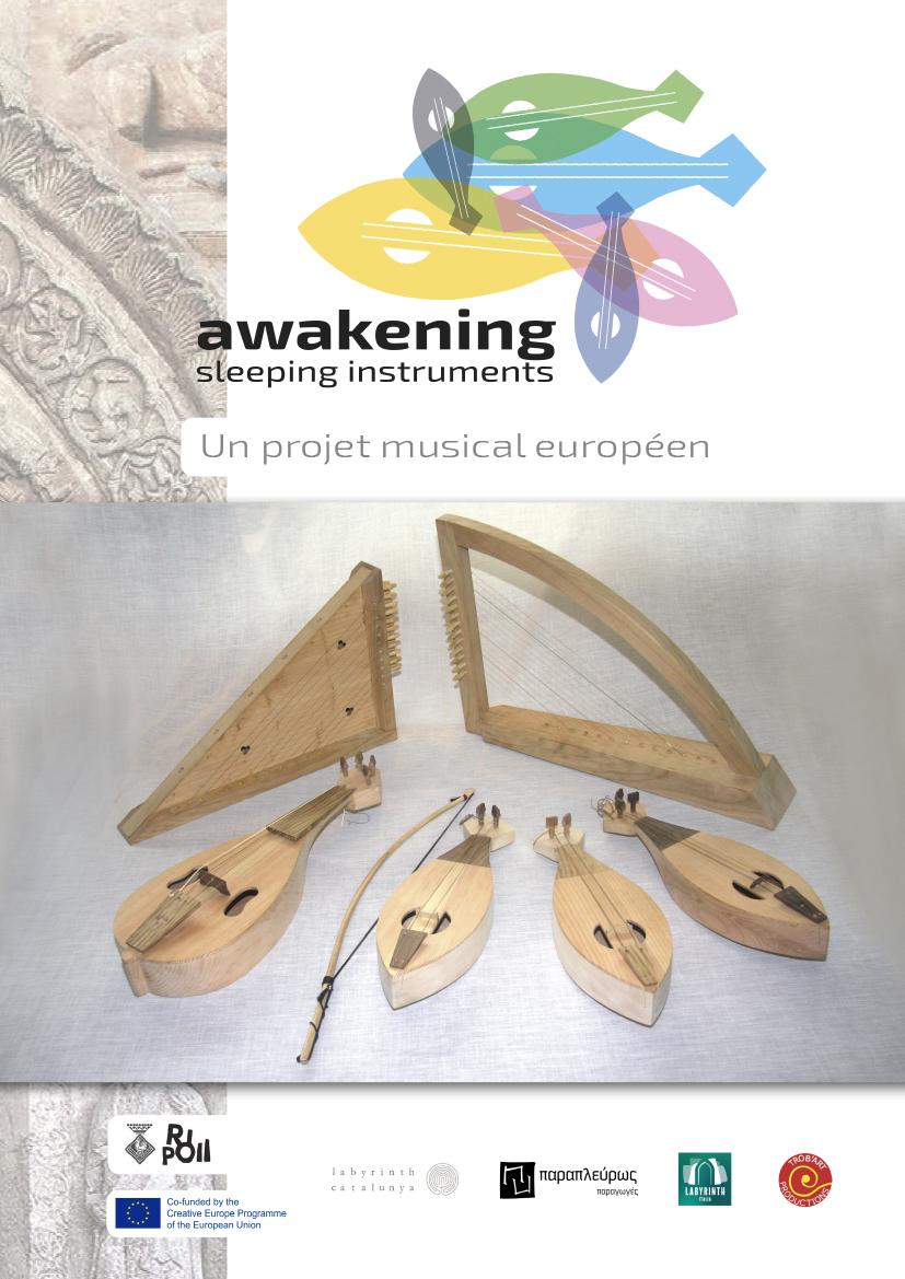 Awakening European Sleeping Instruments.