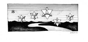 Merk-Landscape-Sketch