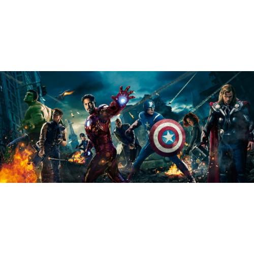 Captain America Thor Powers
