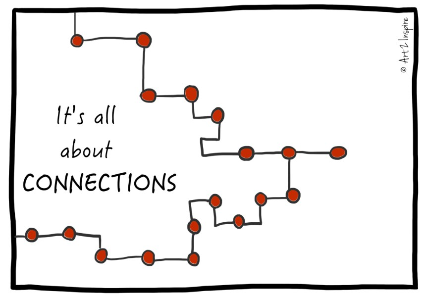 About Connections [CARTOON]