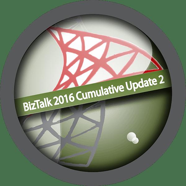 Microsoft BizTalk Server 2016 CU2