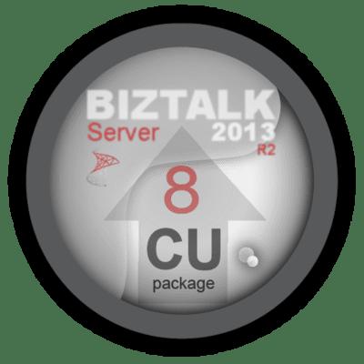 CU Package 8 – BizTalk Server 2013 R2