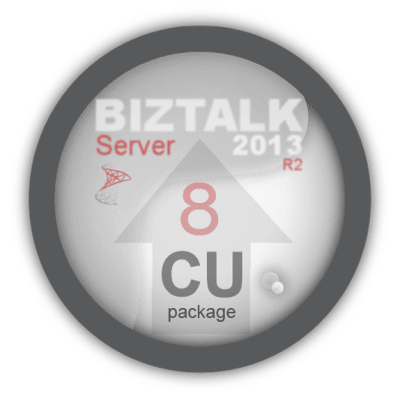 CU Package 8 – BizTalk Server 2013 R2