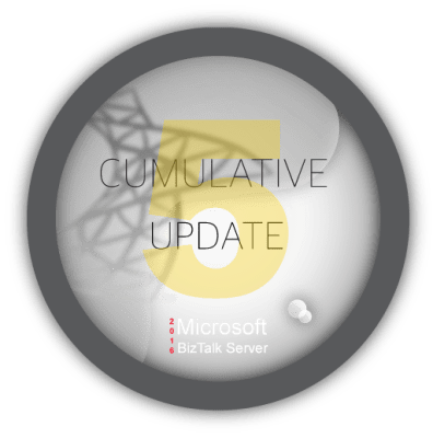 Cumulative Update 5 Microsoft BizTalk Server 2016