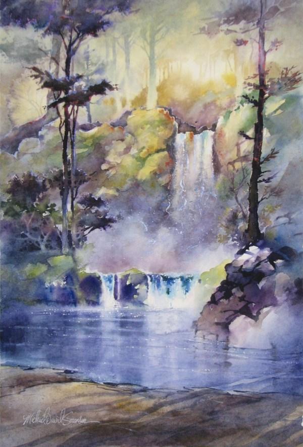Michael David Sorensen Watercolor