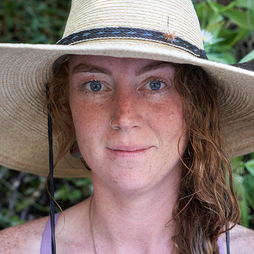 Isabelle Guthrie, river guide for ARTA River Trips