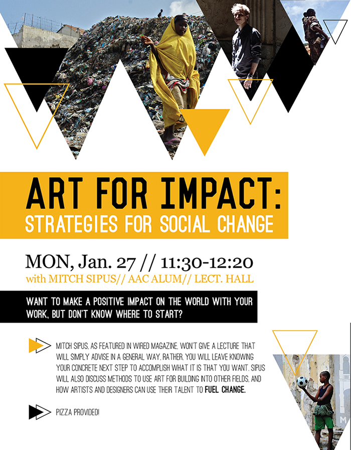Art For Impact Strategies And Methods For Social Change Art Academy Of Cincinnati