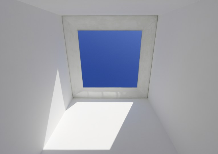 James Turrell, Sky Space I, 1974
