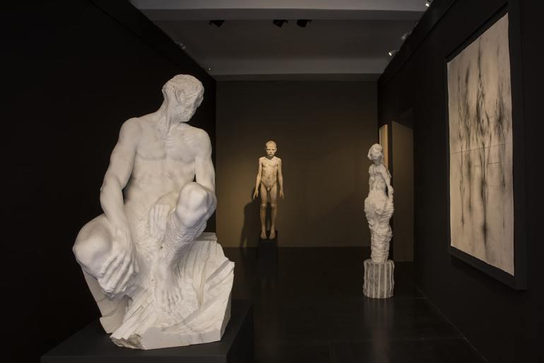 Collectors Night, Pietrasanta 2020 - Accesso Galleria