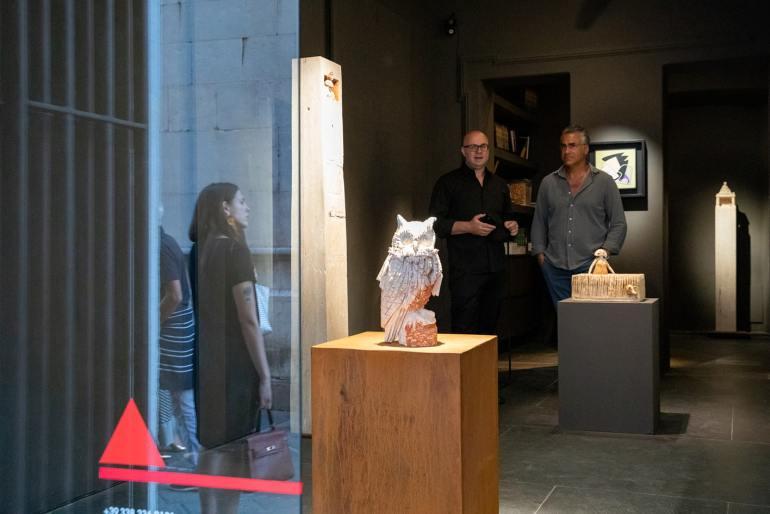 Collectors Night, Pietrasanta 2020 - Futura Art Gallery