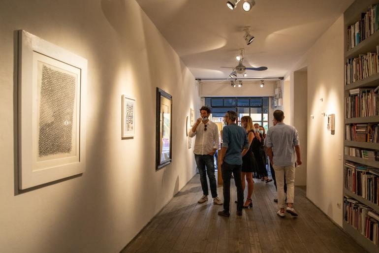Collectors Night, Pietrasanta 2020 - Susanna Orlando Galleria