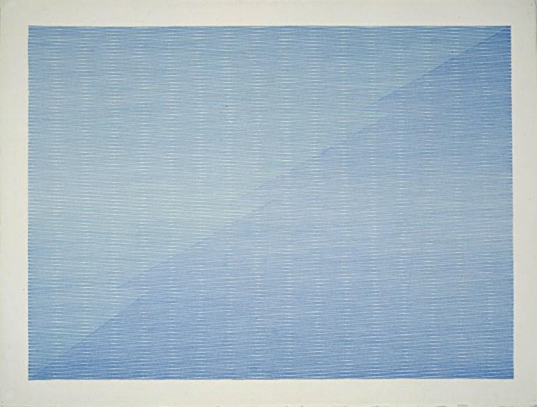ArtVerona 2020 - Digital White: Giulia Napoleone: Doppio orizzonte, 1988 | Galleria Il Ponte