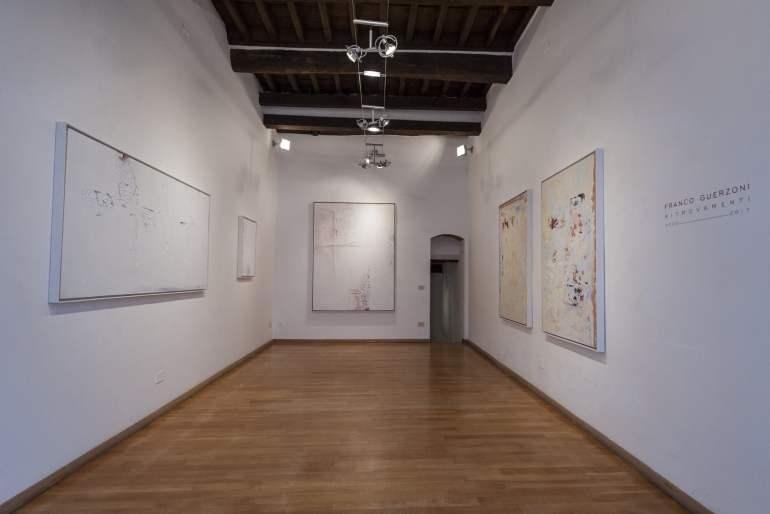 Collectors Night 2021: Franco Guerzoni. Ritrovamenti | Marcorossi artecontemporanea, Pietrasanta | ph. Giacomo Mozzi