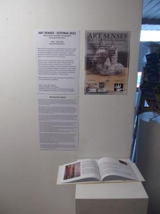 8. Art Senses näitus Pärnus