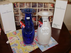 Dartington Glass water jug
