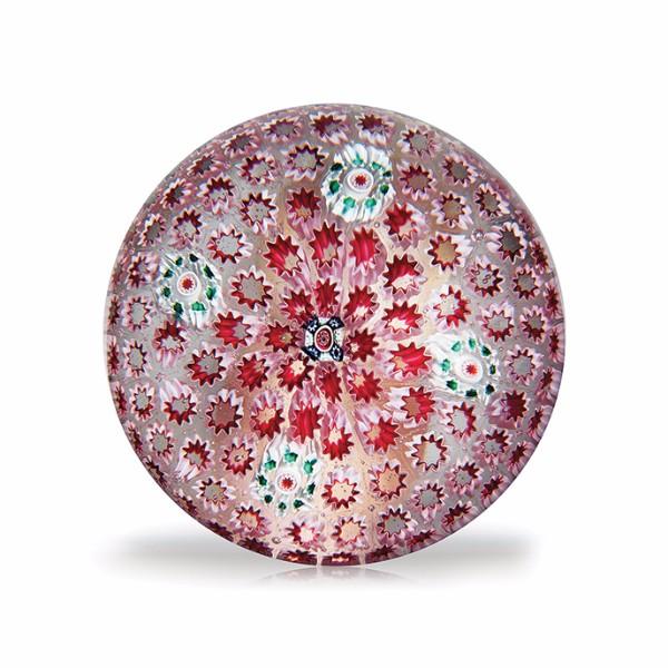 New England Glass Company alfombra suelo pisapapeles