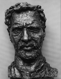 Self Portrait with Beard
