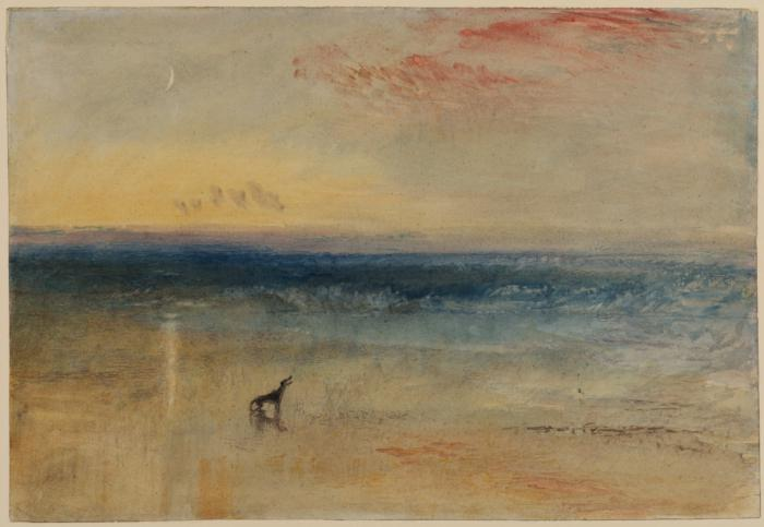 Turner: Dawn After The Wreck