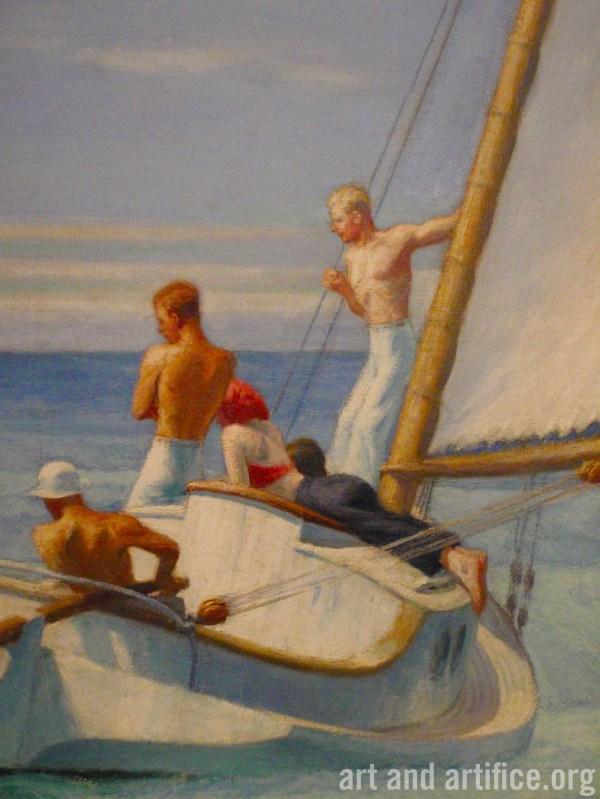 Edward Hopper - Ground Swell 1939