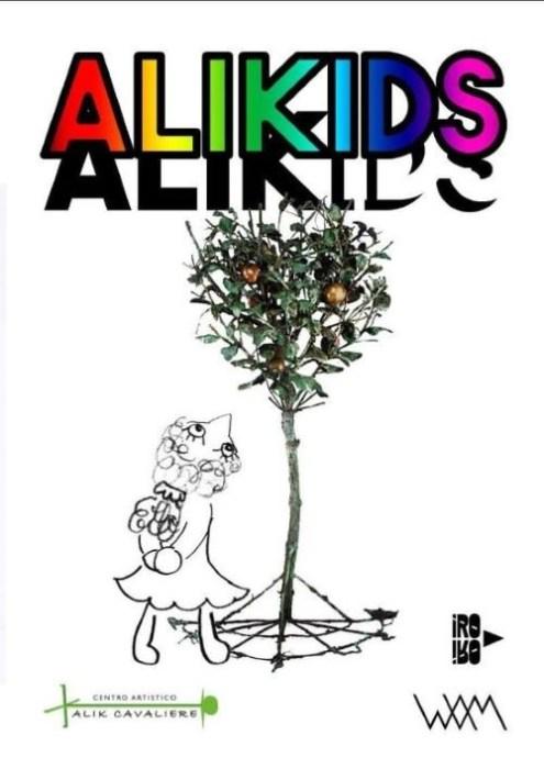 alikida laboratorio artistico per bambini