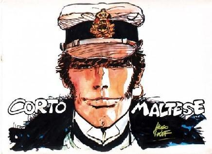 cinquant'anni di hugo pratt e corto maltese a bologna