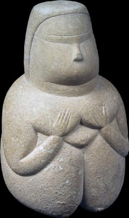 dea madre IV millennio