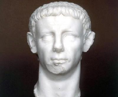 l'imperatore romano claudio i in mostra all'ara pacis