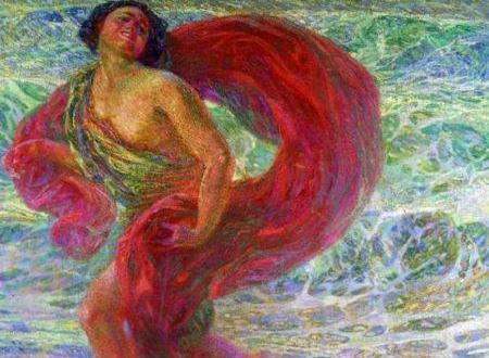 isadoora duncan e la sua danza in mostra a rovereto