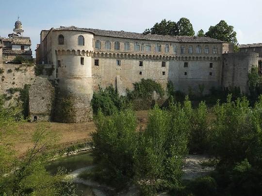 palazzo ducale di urbania