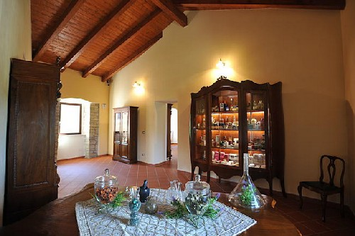 il museo del profumo di sant'elena sannita nel molise