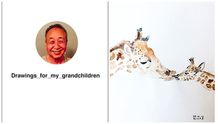 Drawings for My Grandchildren