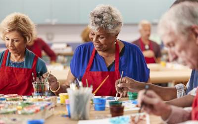 Partnering with Community Organizations to Address Older Adult Loneliness